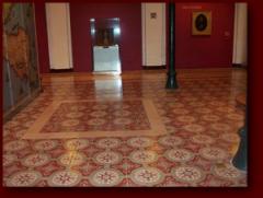 Ladrillos para Piso tipo Mosaico