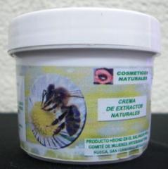 Crema de Estractos Naturales