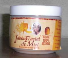 Jabón Facial de Miel