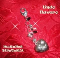 Llaveros I Love U