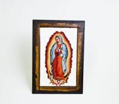 Cuadro Estampa de Virgen