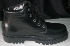 Zapato F1 Negro