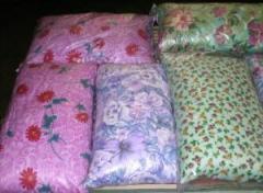 Almohadas de Espuma y de Algodón