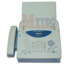 Fax de papel bond