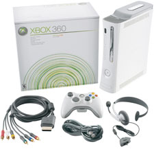 Consola Sistema Microsoft Xbox 360