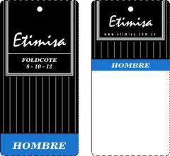 Etiquetas para Industria Textil