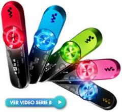 Walkman® Reproductores MP3