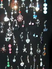 Different Types of Body Jewelry