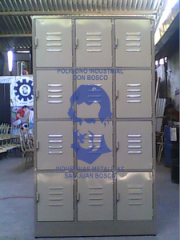 Locker de 12 Compartimientos