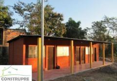 Oficinas plantel Aguilares Casas Básicas
