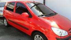 Modelo Hyundai Getz Año 2009