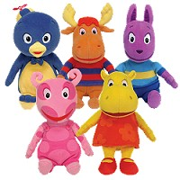Kit Completo de Backyardigans