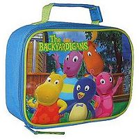 Lonchera Backyardigans