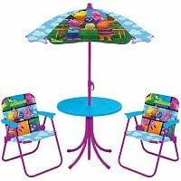 The Backyardigans: Kid's Patio Set