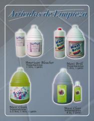Maxi Clean Artículos de Limpieza