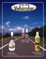 New Brillant Articulos para Vehículos