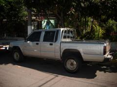 Pick Up Doble Cabina Mitsubishi año 1998