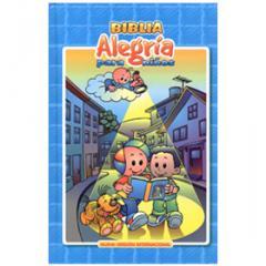 Biblia Alegría para niños NVI