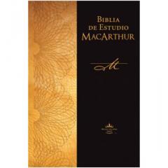 Biblia de estudio MacArthur RVR 1960