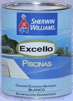 Pintura impermeable  Excello Piscinas