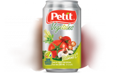 Petit Vegetales