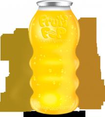 FrutiPop, bebida con jugo natural