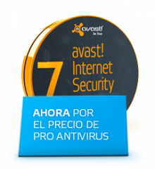 Avast! Internet Security – optimizado para su Windows XP