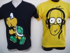 Camisetas Caballero # 4