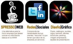 Diseño gráfico, multimedia y consultoría.