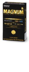 Magnum® Gold Collection Lubricated Condoms