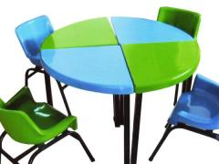 Muebles para parvularia/guardería (Desmontable 1)