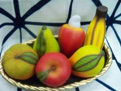 Frutero para centro de mesa