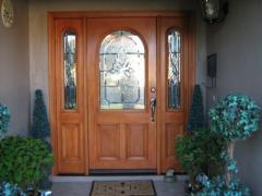 Puerta de madera 2