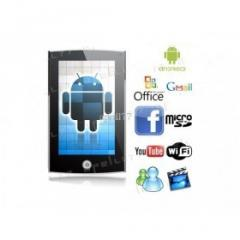 Psico-Modelo 5010, Tablet Pc 5 Pulgadas Procesador 350MHZ 256M RAM Capacidad de Disco 2GB 3G WIFI Office Camera