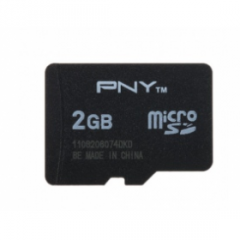 Psico-Modelo 5005, Micro SD 2 GB