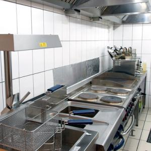 Sistema integral para la limpieza y sanitización de las cocinas