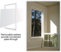 TyleView® Single-Hung Windows
