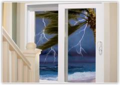 StyleGuard® Impact-Resistant Patio Doors for New Construction