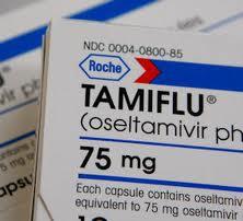Antiviral Oseltamivir