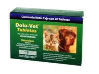 Analgésico Dolo-Vet ® Tabletas