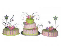 Torta Carnaval (Quince Años)