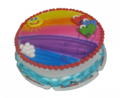 Torta Decorado DC001