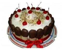 Torta Amaretto con Almendras
