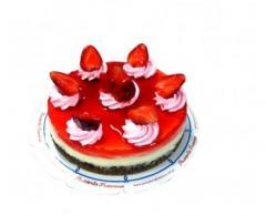 Chesse Cake con Fresas