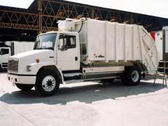 Mangueras para camiones recolectores