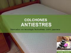 COLCHON ANTIESTRES
