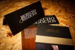 Revista, Invitación y Porta Boletos #Corporativo
