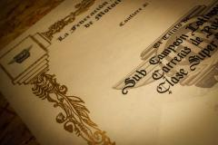 Diplomas de Reconocimiento con finos acabados