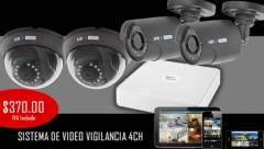 Cámaras de Video Vigilancia