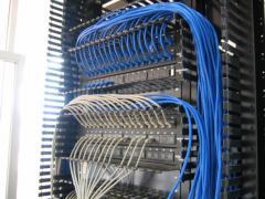 Cableado estructurado, CCTV